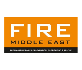 Fire Middle East Magazine logo
