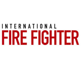 International Fire Fighter (IFF) Magazine logo