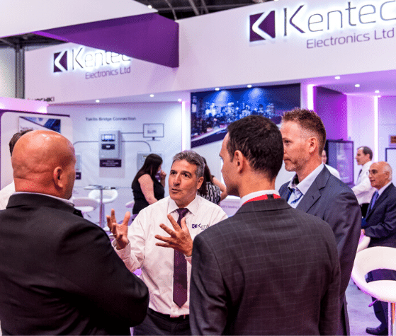 Kentec exhibiting at FIREX