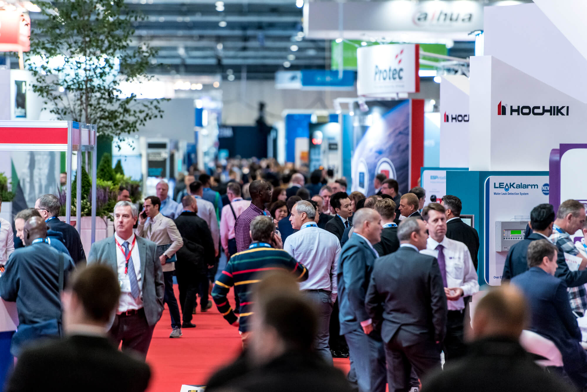 Big crowd at FIREX 2019